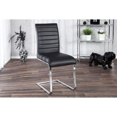 STUART Krzesło czarne / 15471