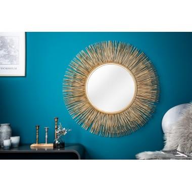 SUNLIGHT Lustro L kolor złoty / 38726