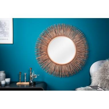 SUNLIGHT Lustro L kolor miedziany / 8746