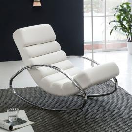 RELAXLIEGE DESIGN Fotel / Krzesło białe SG