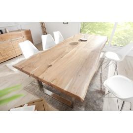Stół do jadalni Mammut 200cm Akacja 35mm / 35944