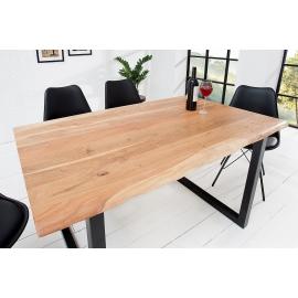 MAMMUT Stół do jadalni 140cm Akacia grubość blatu 26mm/ 38095