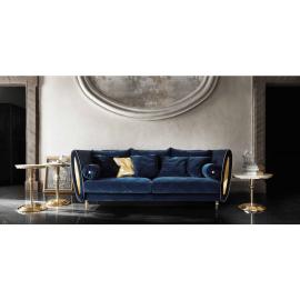 SIPARIO Sofa 3 osobowa wraz z poduszkami 234cm Living Room / ALAP