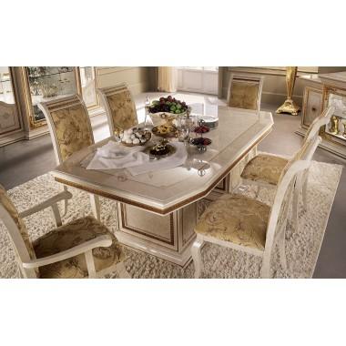 LEONARDO Stół do jadalni rozkładany 200/250/300cm Dining Room / ACLSDJR2