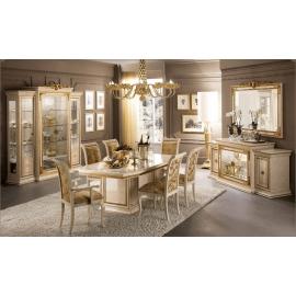 LEONARDO Stół do jadalni rozkładany 200/250/300cm Dining Room / ACLSDJR