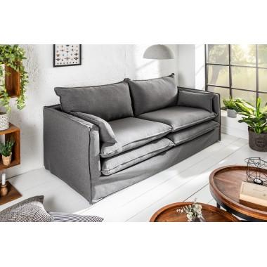 Sofa CLOUD 195cm ciemnoszary / 39167