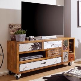 WOHNLING NEPAL Szafka TV / Komoda TV 130cm / SKYG
