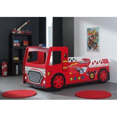 CAR BEDS Łóżko auto wyścigowe Race Car Mini dla dziecka / SCTDRC