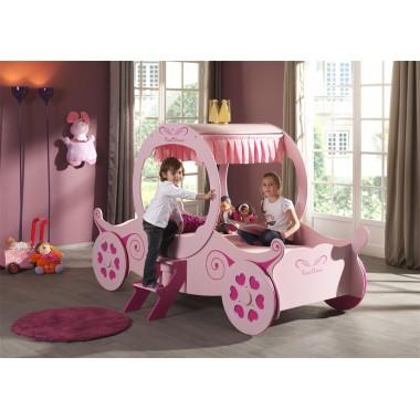 CAR BEDS GIRL Łóżko PRINCESS KATE CAR BED / SCPC201