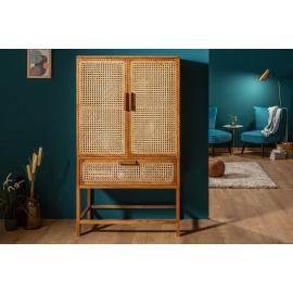 Komoda bambusowa BAMBOO Lounge 140 cm Mango / 39821
