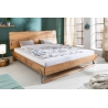 Łóżko MAMMUT 180x200 cm naturalna akacja / 39785