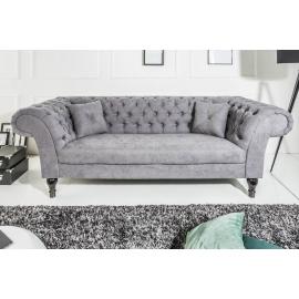 Sofa Euphoria 230cm / szara