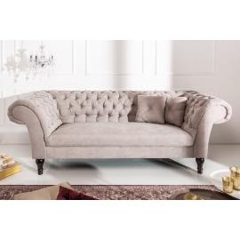 Sofa Euphoria 230cm / kosmiczny szary