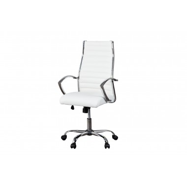 Fotel biurowy BIG DEAL biały