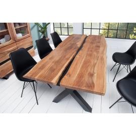 Stół do jadalni Amazonka 200 cm Akacja / 38333