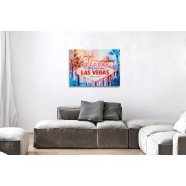 Zdjęcie Las Vegas 60x80cm szkło / 37406