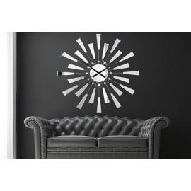 Zegar ścienny ODBICIA Ø 90cm / 16177