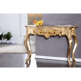 Konsola VENICE złota 110cm / 15635