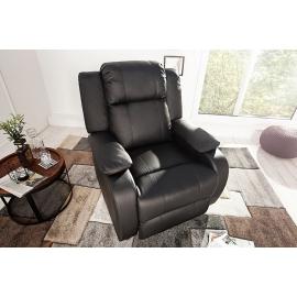 Relaksujący fotel HOLLYWOOD czarny / 36029