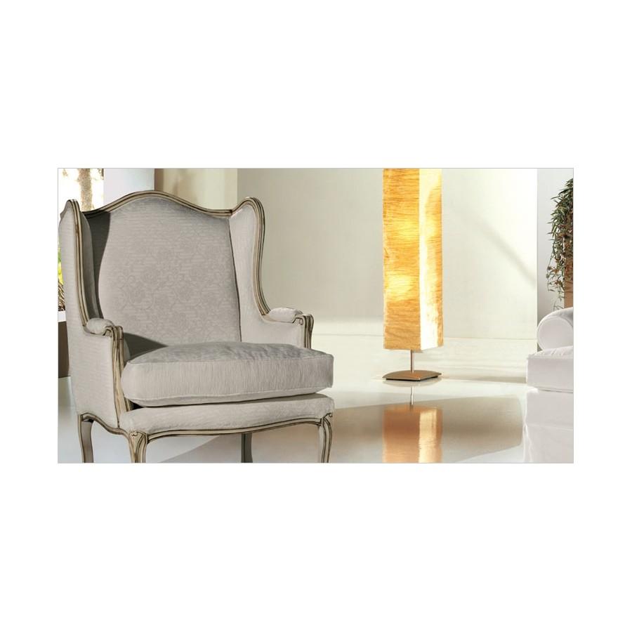 Włoski fotel ESMERALDA / TR