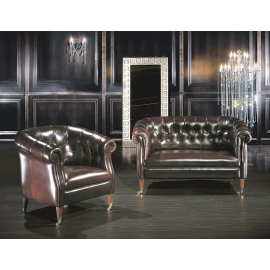 Sofa PRADO LEATHER