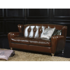 Włoska Sofa skórzana NOOTINGAM HOUTE LEATHER / EP