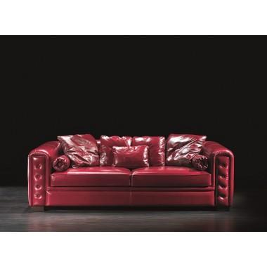 Włoska sofa skórzana MANSELl /BRISTOLL LEATHER / EP