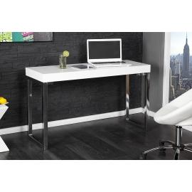 Biurko / Stół do laptopa WHITE DESK 120x40cm biały / 16714