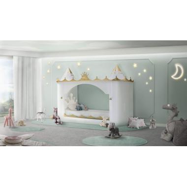 KINGS & QUEENS CASTLE Bed / Room Castles