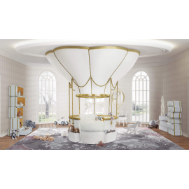 FANTASY AIR BALLOON | Crib, Bed & Sofa