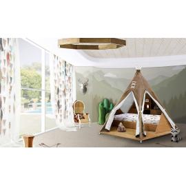 TEEPEE ROOMBED / RoomTeepee / Namiot Teepee / łóżko