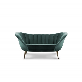 ANDES 2 SEAT SOFA / BRABBU