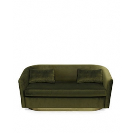 EARTH 2 SEAT SOFA / BRABBU