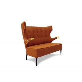 SIKA 2 SEAT SOFA / BRABBU