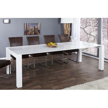 Stół X7 180-220-260 cm biały / 12415
