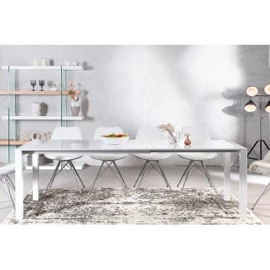 Stół X7 135-175-215 cm biały / 36193