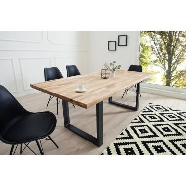 Stół WOTAN 160cm Dąb Industrial / 37883