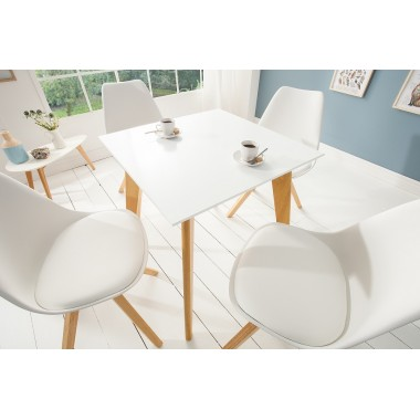 Stół SCANDINAVIA biały 70cm / 39202
