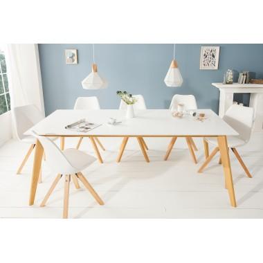 Stół SCANDINAVIA biały 200cm / 39208