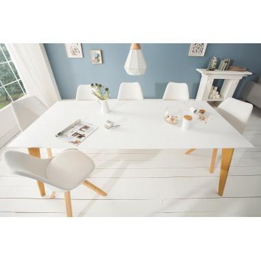 Stół SCANDINAVIA biały 160cm / 39206