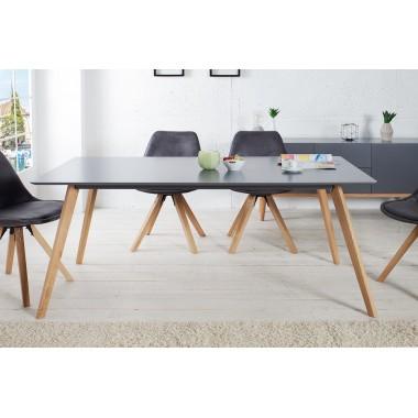 Stół SCANDINAVIA graphit 160cm / 36305