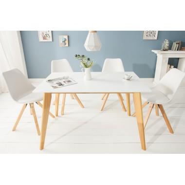 Stół SCANDINAVIA biały 120cm / 39204
