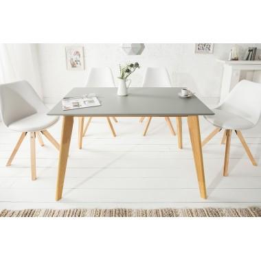 Stół SCANDINAVIA szary 120cm / 39205
