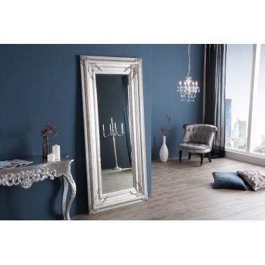 Lustro RENAISSANCE 180cm srebrne / 8885