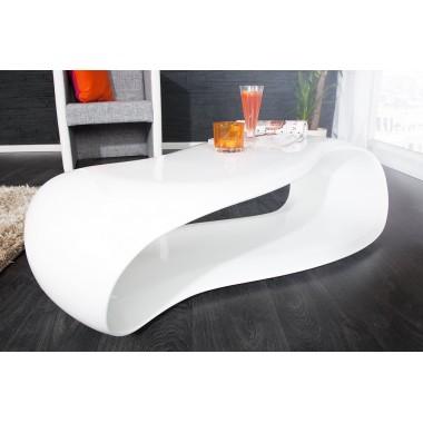 Stolik kawowy STREAM 110cm biały / 321771