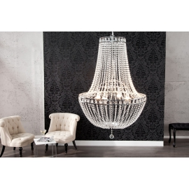 Lampa / żyrandol wiszący kryształowy Glory / 10607
