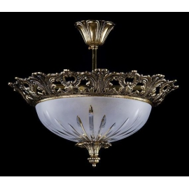 Żyrandol secesyjny / lampa sufitowa AL164