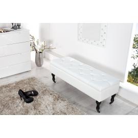 Ława Boutique 110 cm biała / 35320