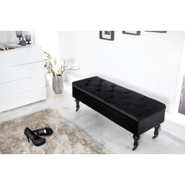 Ława Boutique 110 cm czarna / 35317