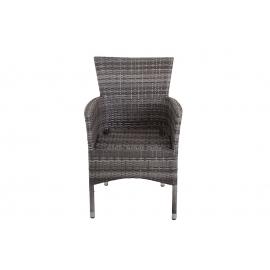 Krzesło ogrodowe naturalny fotel NIZZA / 39075